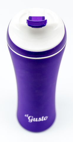 Travel mug el Gusto «Fusion» purple