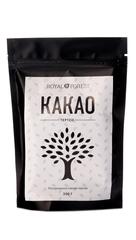 Какао тёртое натуральное, 200 гр. (ТрансКэроб)