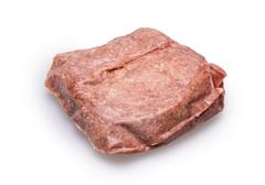 Фарш из мяса лося с добавлением шпика замороженный~1кг