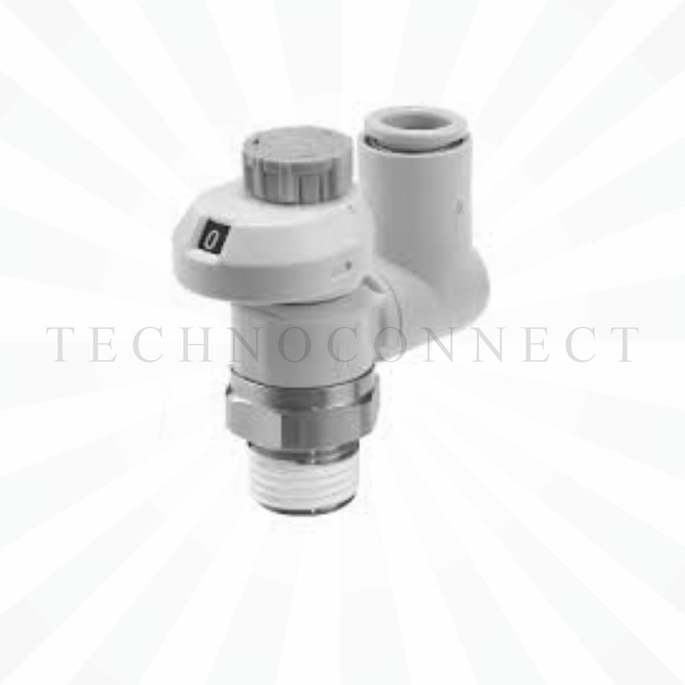AS2301FS1-02-08S   Дроссель с обратным клапаном, R1/4