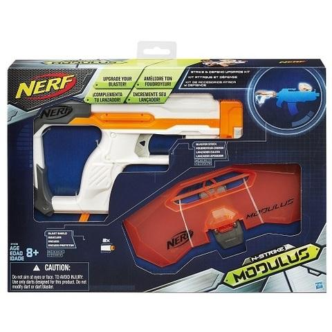 Hasbro: Набор Nerf Модулус сет 3: Искусный защитник B1536