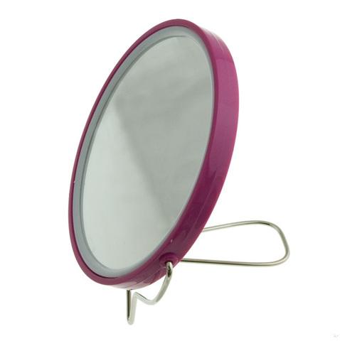 Круглое зеркало на подставке Titania 1500 (диаметр 13 см)