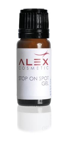 Корректирующая сыворотка точечного нанесения - Alex S.O.S. Stop On Spot