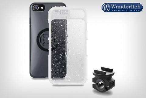 SP-Connect smartphone держатель и комплект монтажа на зеркало  -  iPhone 6 / 6S / 7 / 8