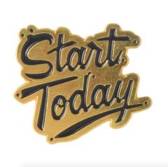 Пин «Start Today»