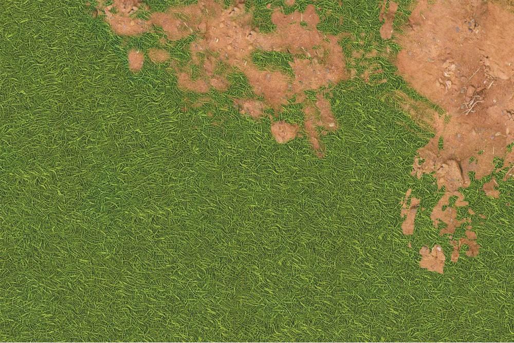 Игровое покрытие Emerald 120x180 см
