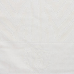Набор полотенец 3 шт Roberto Cavalli Zebrona молочный