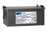 Аккумулятор Sonnenschein A512/200 A ( 12V 200Ah / 12В 200Ач ) - фотография