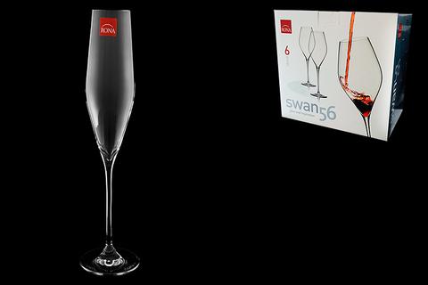 Набор из 6 бокалов для шампанского
