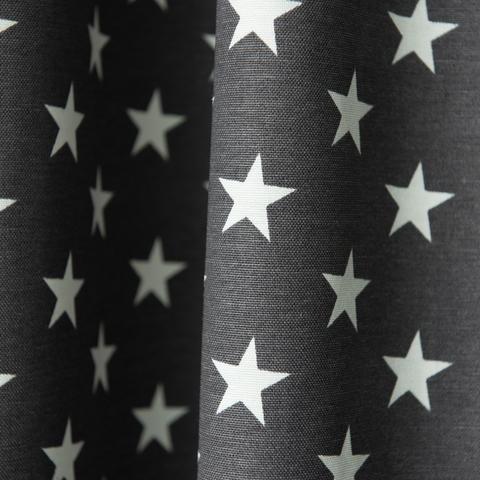 Комплект штор хлопок Star мокрый асфальт