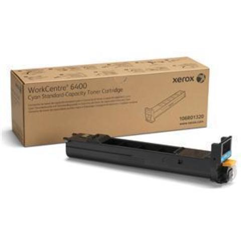 Тонер-картридж пурпурный для Xerox WorkCentre 6400. Ресурс 8000 стр (106R01321)