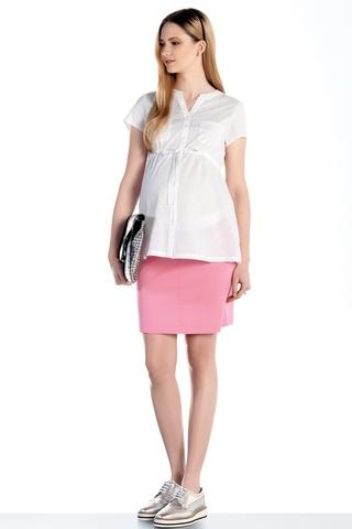 Блузка для беременных 07482 белый