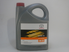 Масло Toyota Engine Oil Fuel Economy 5w-30 5 литров