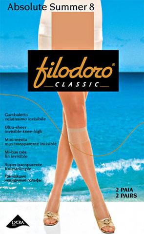 Гольфы Absolute Summer 8 (2 пары) Filodoro
