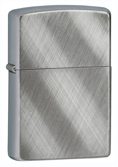 Зажигалка ZIPPO Classic Brushed Crome™ ZP-28182