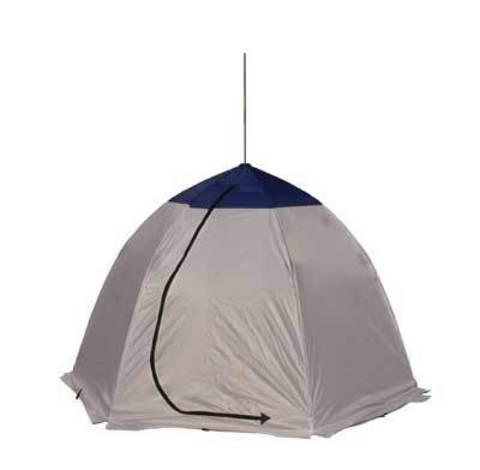 Палатка зимняя СТЭК Классика (2-местная) алюминиевая звезда