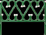 Забор декоративный GRINDA РЕНЕССАНС
