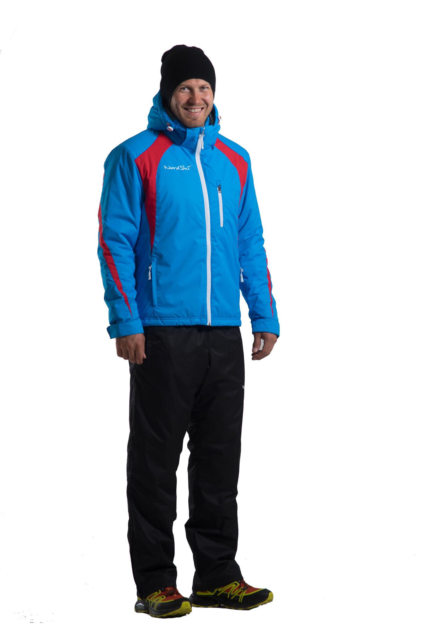 012c3773d97d2 Детский прогулочный утепленный лыжный костюм Nordski NSK427770 ...