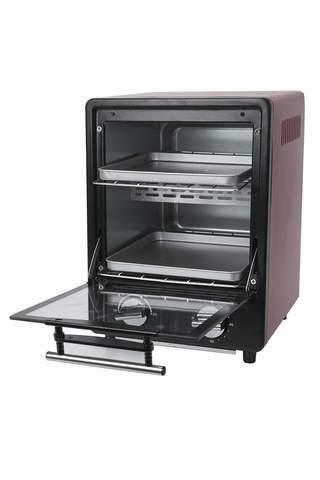 <p>Компактная настольная мини духовка-ростер станет вашим помощнико...
