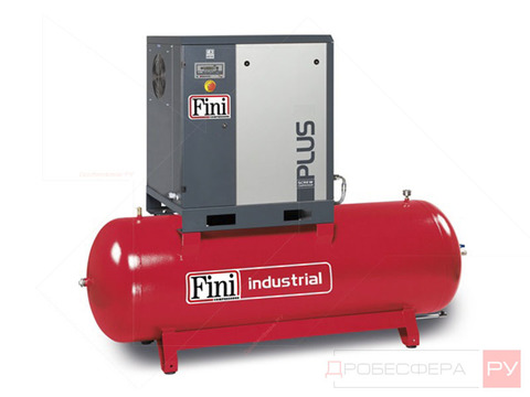 Винтовой компрессор FINI PLUS 8-13-500