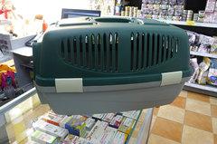 Контейнер для перевозки, пластик средний (ш31, д55, в33)