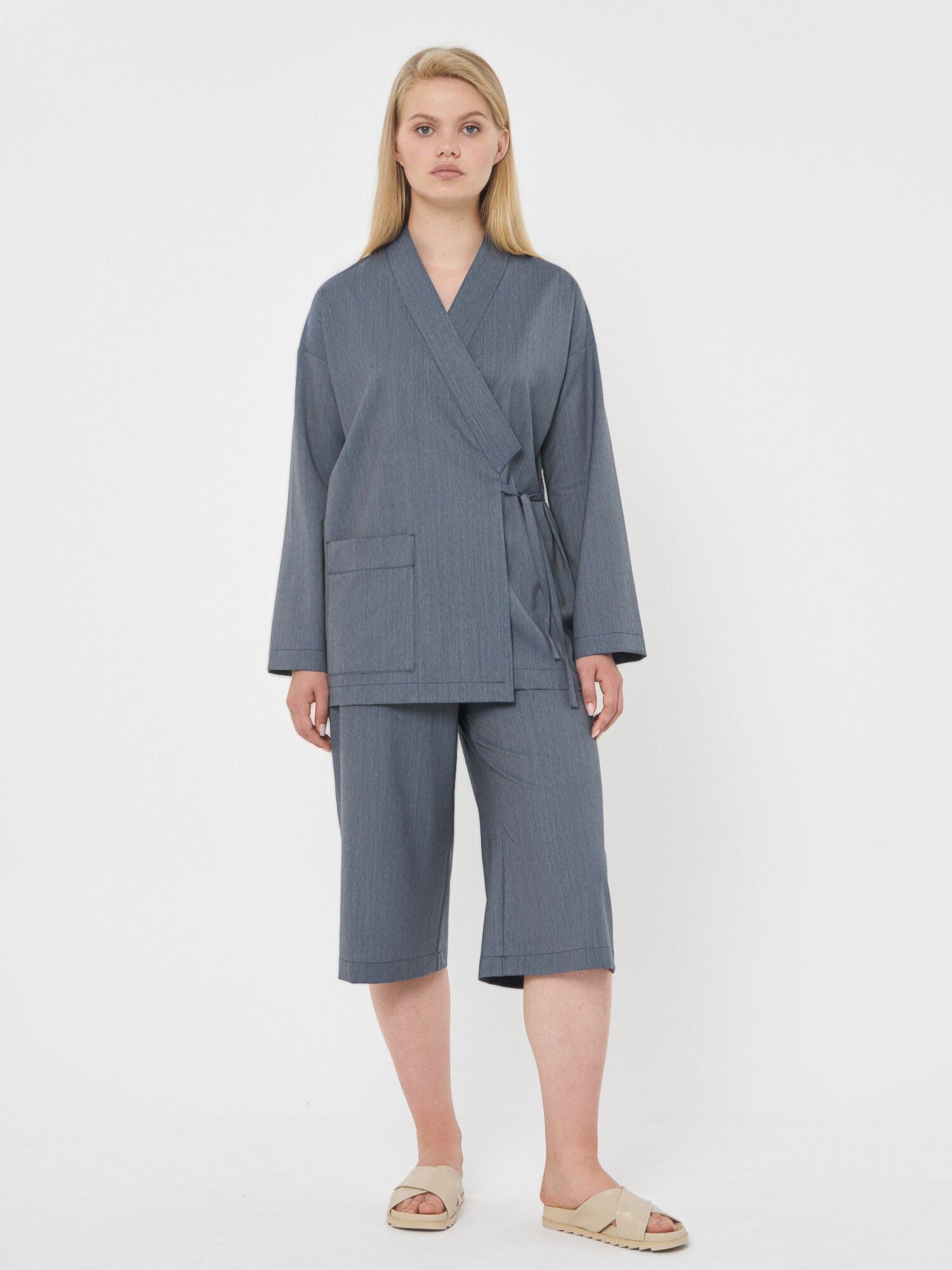 Костюм Saori в пижамном стиле