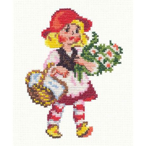 Красная шапочка 13-09