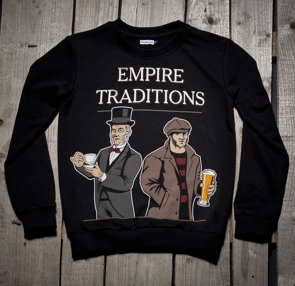Толстовка Empire traditions