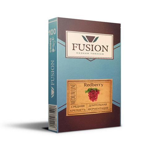 Табак Fusion Medium Redberry 100 г