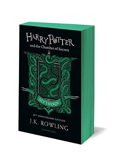 9781408898123 - Harry Potter and the Chamber of Secrets – Slytherin Edition