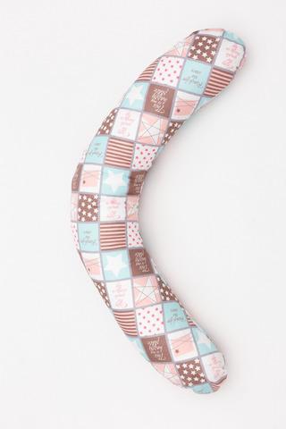 Подушка для беременных C200 (Пенополистирол) 08972 звездная мозаика
