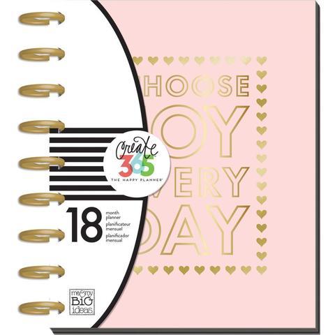 Ежедневник Create 365 Medium Planner  19,5х24,5см - Modern Romance