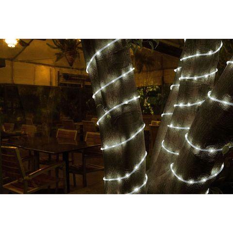 Белый отрезок шланга дюралайт купить 20 метров светодиодный LED