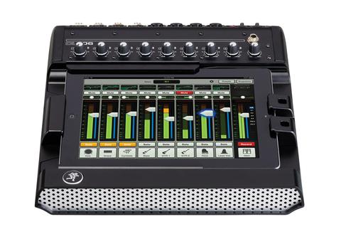 MACKIE DL806 цифровой микшер
