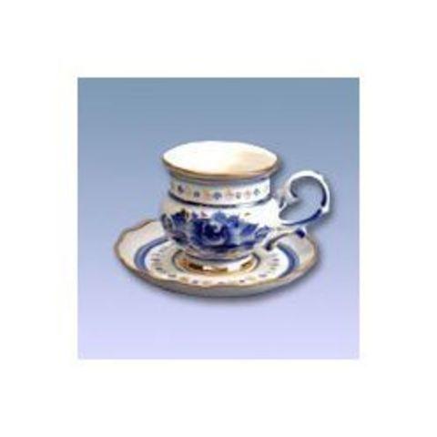 Чайная пара Голубка (золото)