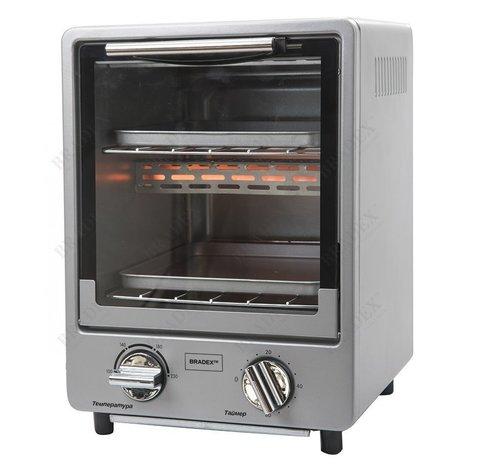 Электрическая мини печь духовка