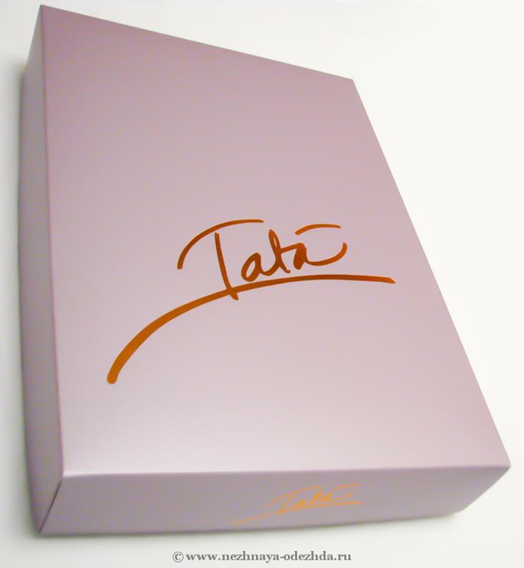Классическая женская пижама Tata
