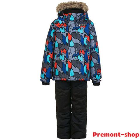 Комплект Premont Зима Озеро Пейто WP82203