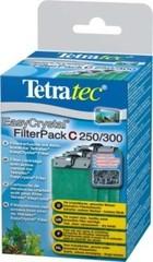 Фильтрующие картриджи с углем, Tetra EC 250/300 C, для внутренних фильтров EasyCrystal 250/300, 3 шт.