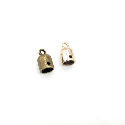 колокольчик- подвеска для кисточки на кольце, 1.4*1.1 см