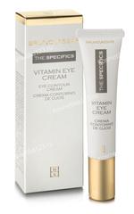 Крем-уход вокруг глаз анти-стресс  (Bruno Vassari | The Specifics | Vitamin Eye Cream), 15 мл