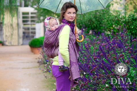 Слинг-шарф Diva Essenza Viola