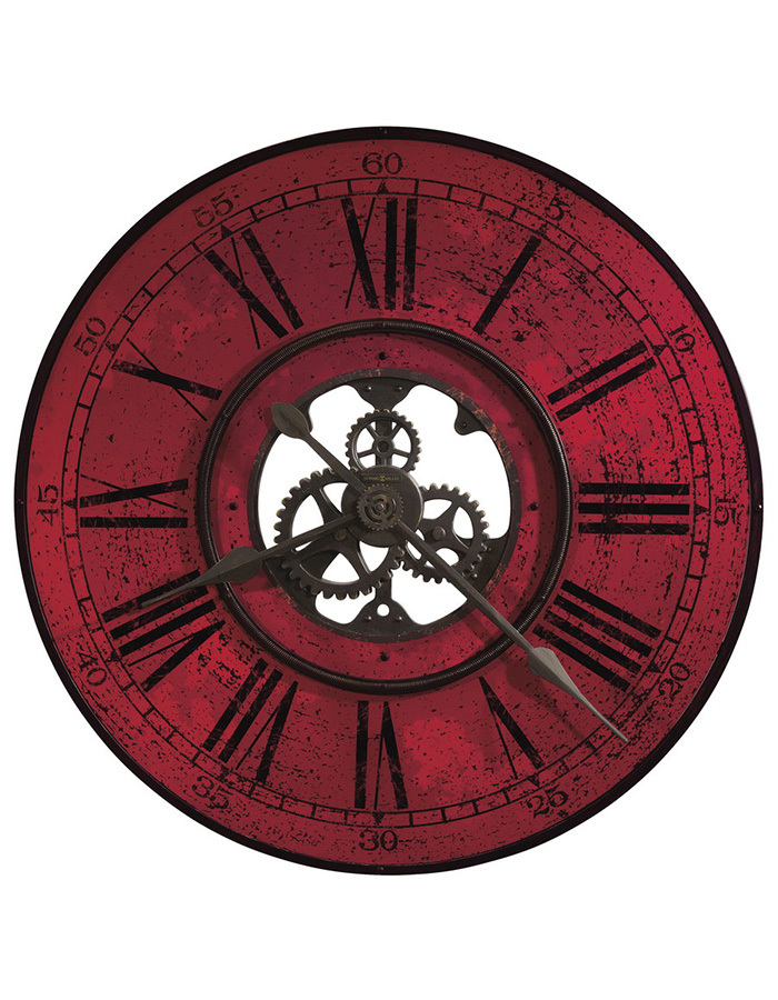 Часы настенные Часы настенные Howard Miller 625-569 Brassworks II chasy-nastennye-howard-miller-625-569-ssha.jpg