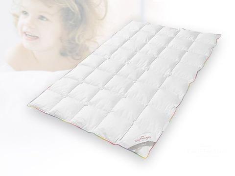 Одеяло детское пуховое легкое 100х135 Kauffmann Premium Clima
