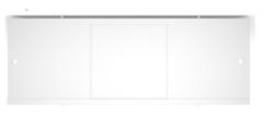 Панель фронтальная Cersanit PA-TYPE3*170 для акриловых ванн 170 см, трехстворчатая