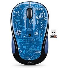 Мышь LOGITECH M325 Blue Smile