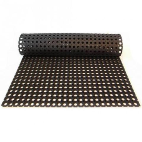 Коврик напольный RH 100 x 150см х 16 мм (резина)