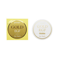 Патчи для глаз Petitfee Premium Gold & EGF Eye Patch, 60 шт