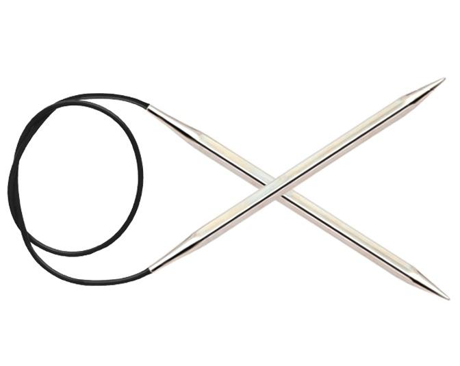 Спицы KnitPro Nova Cubics круговые 3.5 мм/80 см 12195