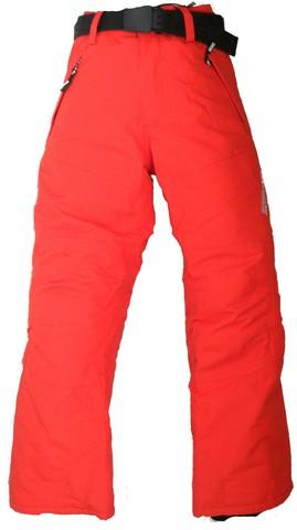 Брюки горнолыжные 8848 Altitude Steller детские Orange